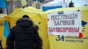EuroMaidan Ukraine Kyiv Protest EU