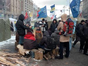 EuroMaidan Kyiv Ukraine Protest