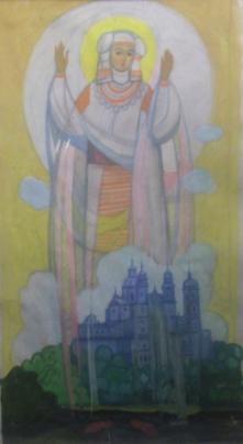Почаївська Божа Матір