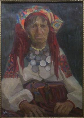 Баба-ворожка
