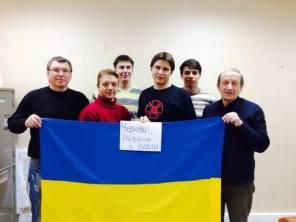 Chernivtsi, Ryazan is with you