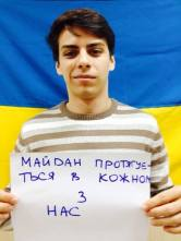 Maidan continues in every one of us