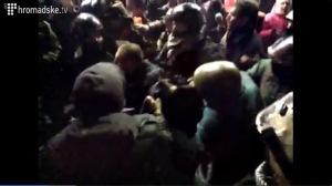 Maidan18_02_GefangenerBerkut