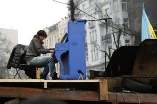 RUSLANA . Photo: David Mdzinarishvili / Reuters