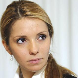 Yevgeniya Tymoshenko