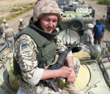Military expert Dmitry Tymchuk has worked in Iraq, Kosovo, and Lebanon