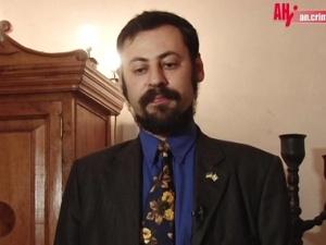 Rabbi Mihail Kapustin Foto: an.crimea.ua