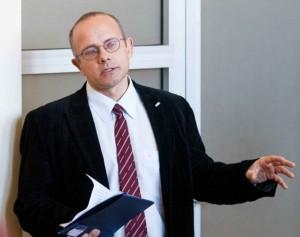 Andreas Umland, Dozent an der Kiew-Mohyla-Akademie