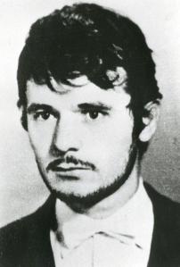 A young Mustafa Jemilev