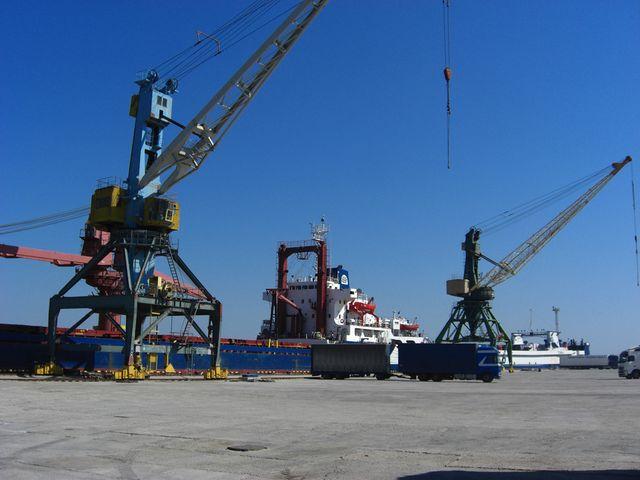 Yevpatoria Sea Trade Port