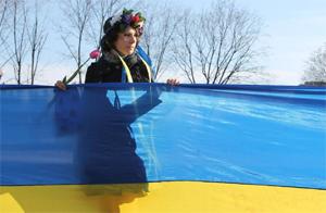 Julia Krasylnykova. Photo by Iryna Ryevunova.