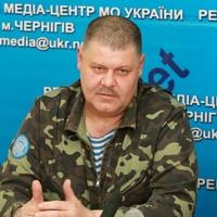 Lt. Col. Shapovalov
