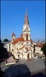 Deutsch-lutherische Kathedrale St. Paul Odessa