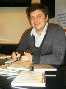 Jewgeni Demenok, Schriftsteller Koordinator der Initiativgruppe