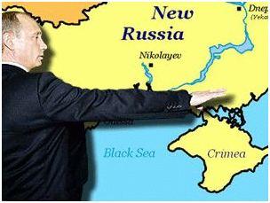 Die Vorhersage der Kommunisten: ohne Glaskugel, dafür mit Kenntnissen der realen Pläne Moskaus ...