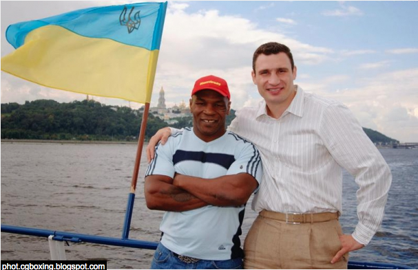 Tyson and Klitschko. Photo: http://www.belsat.eu/en/wiadomosci/a,20753