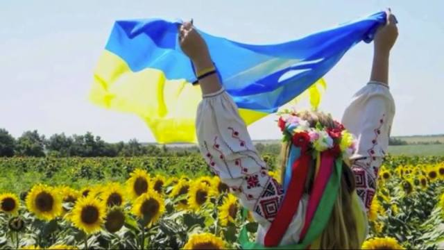 Celebrating Ukrainian Independence Day Around The World