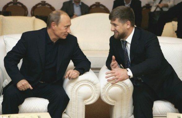 Putin & Kadyrov