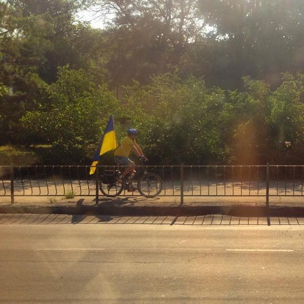 Simferopol, occupied Crimea