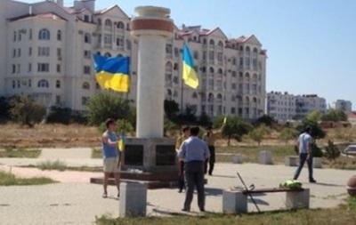 The organizer of the rally in occupied Sevastopol was detained