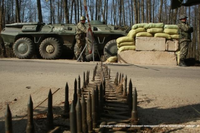 Mariupol checkpoint. Photo: dpsu.gov.ua