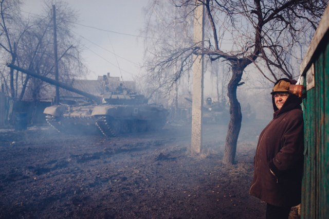 Debaltseve. Photo: Max Avdeev