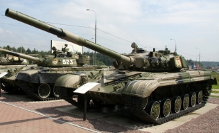 T-64 tank (photo by wikipedia)