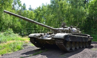 T-72 tank (photo by exarmyvehicles.com)