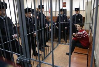 In Moscow's Basmanny District Court on March 4
