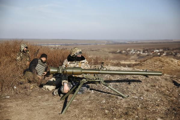 ATO forces fought off a terrorist attack on their stronghold in Trokhizbenka