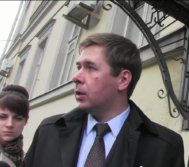 Ilya Novikov, attorney
