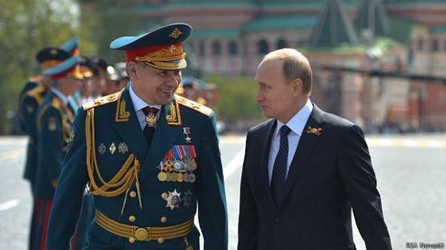 Defense Minister Sergei Shoigu, and President Vladimir Putin. The authorities explain that the decree to classify deaths was prompted by the Ministry of Defense.