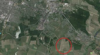 Training grounds of Russian-backed militants in Karlo-Marksove [Donetsk region]. Source: Yuriy Kasyanov and Army SOS.
