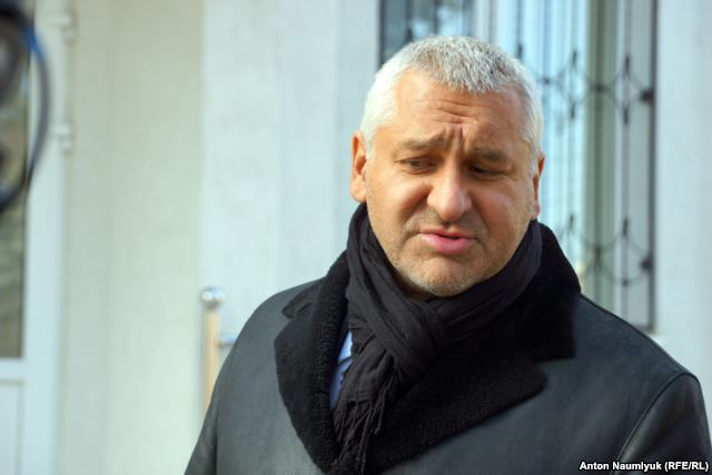 Attorney Mark Feygin.