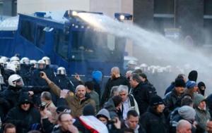 Unruhen in Köln