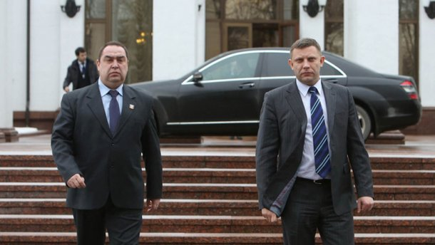 Plotnitsky and Zakharchenko
