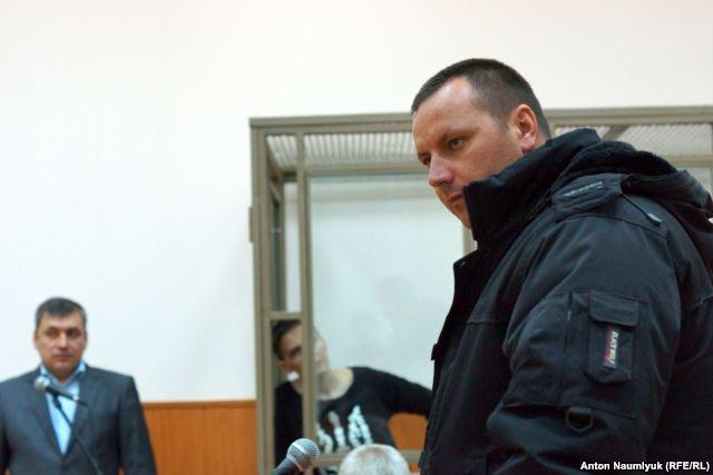 Defense witness Ivan Rusnak.