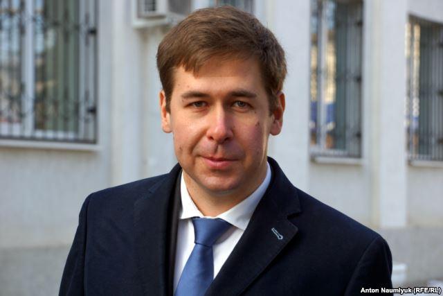 Lawyer Ilya Novikov.