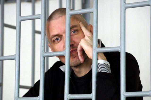 Stanislav Klykh in court. Photo: Anton Naumlyuk