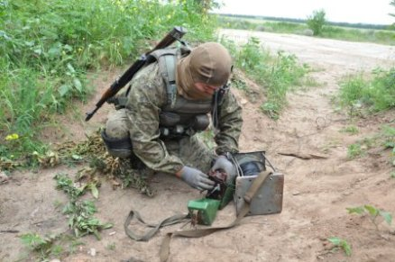 In the Mariupol direction of ATO operations, over a thousand explosive devices (shells, mines, etc.) have been destroyed only in the past month. Source: https://twitter.com/UaForces/status/743439252801884160